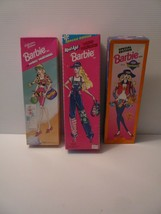 3 Advertising Mailaway Barbies Koolaid, Kraft, Wacky Warehouse 1990s MINT - $54.45