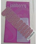 Jamberry Black Friday Exclusive 2014 BF196 Nail Wrap Half Sheet - $3.96