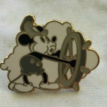 Walt Disney World Pin - 2001 Flex - Steamboat Willie - Mickey Mouse GENUINE - $13.67