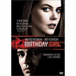 Birthday Girl Dvd