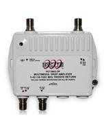 2-Port Bi-Directional Cable TV HDTV Amplifier Splitter Signal Booster wi... - $36.00