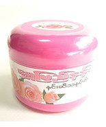 MYANMAR THANAKA POWDER ROSE SCENT 110g ,REDUCE ACNE & DARK SPOTS  NATURAL - $25.99