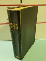 Leather Holy Bible King James Version Oxford University Press Large Prin... - $37.40