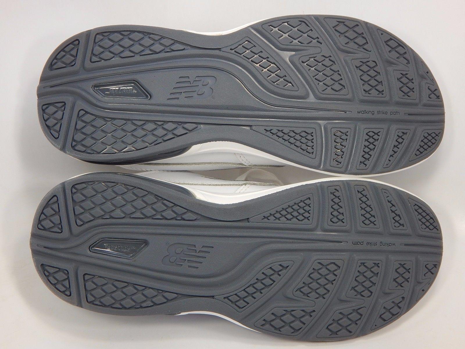 New Balance 813 Men's Walking Shoes Size US 7.5 2E WIDE EU 40.5 MW813WT