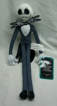 "Disney Nightmare Before Christmas Jack Skellington 15"" Plush Stuffed Toy New - $19.80"