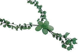 Quality Jewelry Guaranteed Low Prices Green Jade Necklace Gift - $21.83