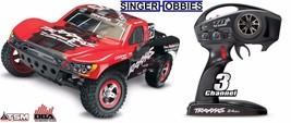 Traxxas 58076-24 1/10 RC Slash 2WD VXL SC TQi RTR On-Board Audio TRA5807... - $339.95