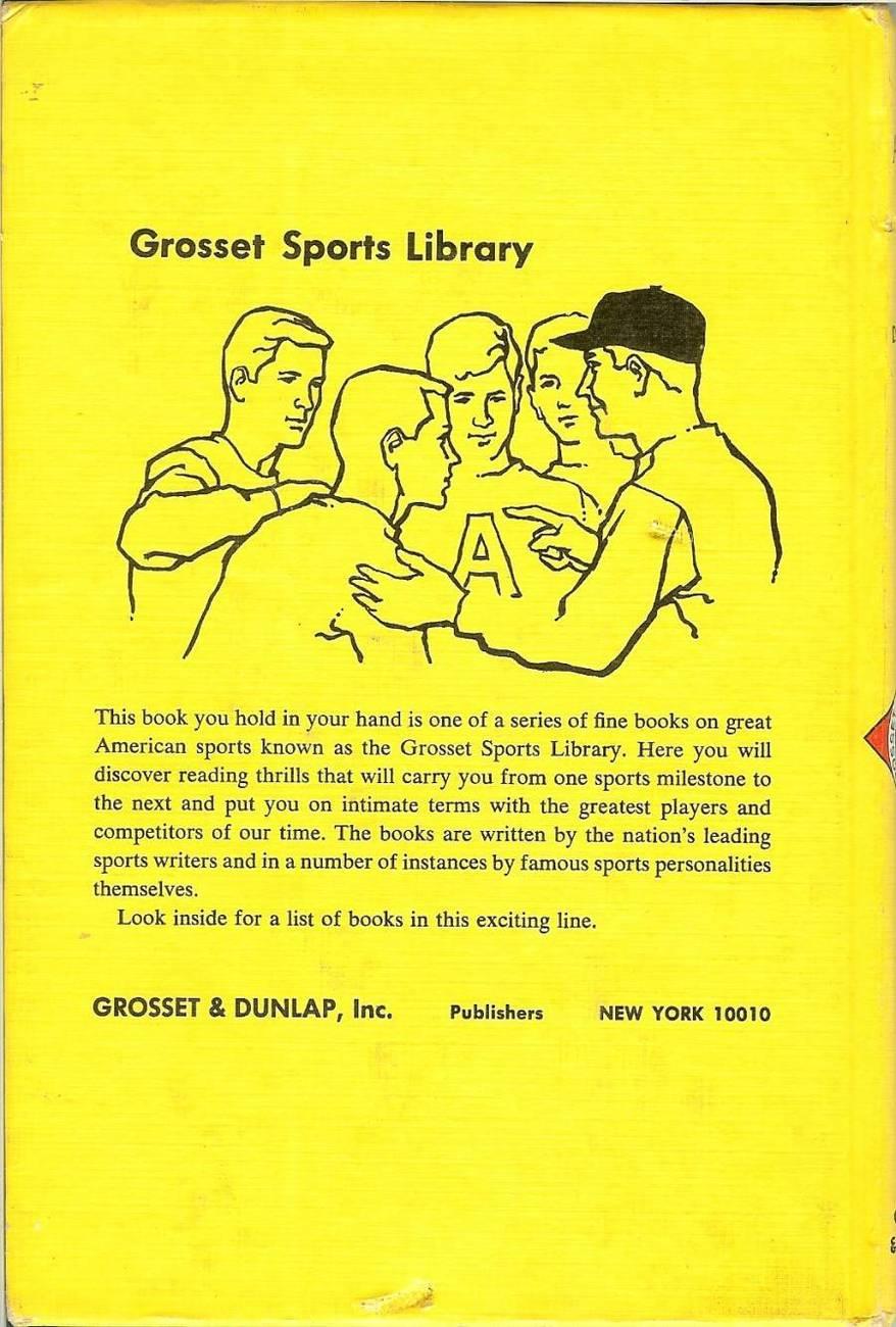luckey to be a yankee baseball book joe dimaggio new york yankees 1957