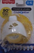 Fisher-Price Think & Learn Code-A-Pillar 90° Right Turn Add-on … - $9.75