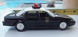 Road Champs 1994 Wyoming Highway Patrol Crown Victoria Die Cast Car 1/43 Scale - $11.99