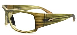 Maui Jim MJ266-15MR World Cup Sunglasses Matte Green Stripe FRAME ONLY - $32.60