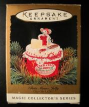 Hallmark Keepsake Christmas Ornament 1994 Chris Mouse Jelly Clip On Ligh... - $7.99