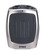 Optimus H-7004 Portable Ceramic Heater with Thermostat - $52.22