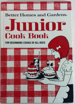 Better Homes and Gardens Junior Cookbook Revised Edition 1978 Beginning ... - $10.88