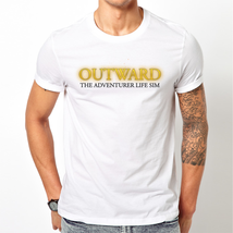 Outward: The Adventurer Life Sim T-Shirt --All Sizes-- - $12.00+