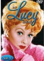 The Lucy Show, Volume 1 Slim Case  New Sealed DVD  Two Episodes - $2.96