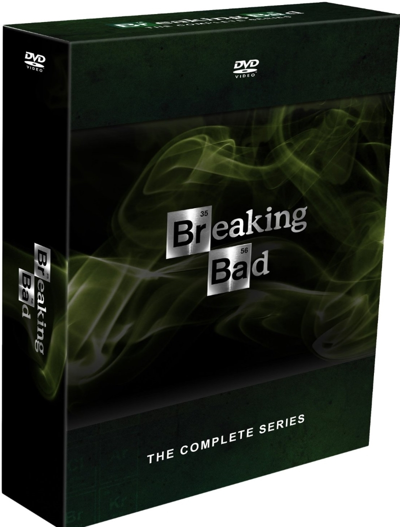 Breaking bad the complete series season 1 6 final  dvd 2014  21 disc  cranston