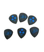 Dunlop Guitar Picks Misha Mansoor Custom Delrin Flow Pick Studio.73MM 6-... - $10.46