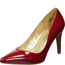 Bandolino Women's Fatin Pointed-Toe Pumps Red 11 M - $49.99