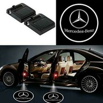 Mercedes Benz Courtesy Door Logo Projector Lights (Mercedez Benz Logo) (2 Pack) - $15.84