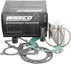 Wiseco PK1407 Top End Piston Kit Standard Bore 64.00mm Fits 03-06 KTM 200 SX - $75.23
