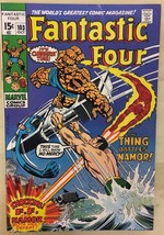 FANTASTIC FOUR #103 (1970) Marvel Comics VERY FINE - $34.64