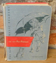 RARE DICK & JANE Book 1951 Teacher Edition Basi... - $73.49
