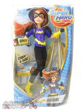 "BATGIRL, DC 12"" Inch DELUXE, W/ GOLD CAPE! Super Hero Girls Figure, Doll... - $37.99"