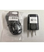 NEW OEM LG USB Charger MCS-01WR 01WT + Data Cable Optimus G Pro E970 G2 ... - $8.90