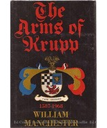 The Arms of Krupp 1587-1968 Manchester, William - $25.00