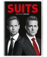 Suits The Complete Season 7 Seven  4-Disc Set DVD 2018 Brand New Sealed - $12.50