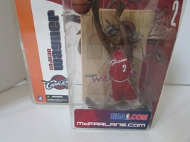 Mcfarlanes NBA Dajuan Wagner Cleveland Cavaliers Display Statuetta Serie... - £11.19 GBP