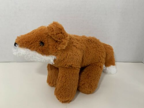 Primary image for The Manhattan Toy Company plush Pip orange fox Little Voyagers stuffed animal 6""