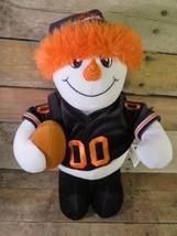 Oregon State BEAVERS Plush Snowman Stuffed Toy - $14.84