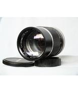 Minolta SRT Fit Panagor 135mm 2.8 Prime Portrait Lens -Great Bokeh-Easy to Conv - $20.00
