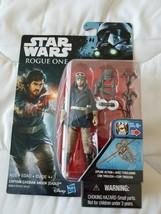 "Hasbro/Disney Star Wars Captain Cassian Andor 3.75"" Figure ROGUE ONE  - $7.70"
