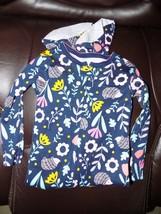 Carter's Just One You Navy Blue Hedgehog Print Sleeper Size 18 Months Gi... - $14.58
