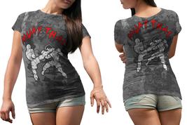 muay thai fight  Women T Shirt - $19.99