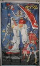 Mobile Suit Gundam '79 0079 Poster 3'x5' vertical Flag banner - USA sell... - $25.00