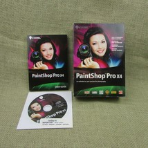 PaintShop Pro X4  Pre Owned - $9.12