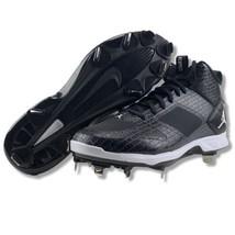 Nike Baseball Cleats Size 8 Mens Air Jordan Jeter Clutch Metal Re2pect White  New -  89.95 ffcc9f6a2