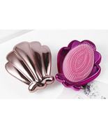 Plastic Shell Comb Portable Hair Comb - $5.90