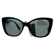 Be One Womens Polarized Lens Sunglasses Designer Square Frame - $14.95