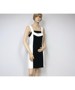 Black And White Dress / Mod / YL by Yair / Size... - $28.00