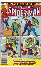 Marvel Tales Starring Spider-Man Comic Book #141 Marvel Comics 1982 NEAR MINT - $5.94
