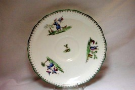 Royal Worcester Canton Saucer Old Mark #1978 - $17.99