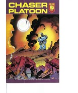 Vintage Comic Book -- CHASER PLATOON  No. 6 (of 6) (July  1991) - Aircel... - $10.00