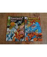 Fantastic Four #114 115 Overmind app (Marvel Comics, 1971) Lot of 2 - $29.02