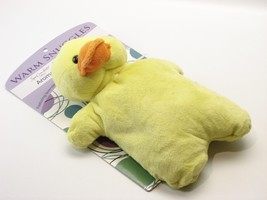 Duck Spa Comforts Warm Snuggles Hot Cold Therapy Aromatherapy Plush Animal - $19.79