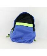Ivivva by Lululemon Adjustable Strap School Backpack Book Bag Chambray B... - $39.55